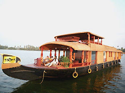 Houseboat, Alleppey
