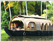 Houseboat Vacations in Kerala